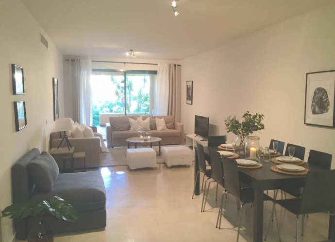 Apartment Ground Floor in Estepona - 3