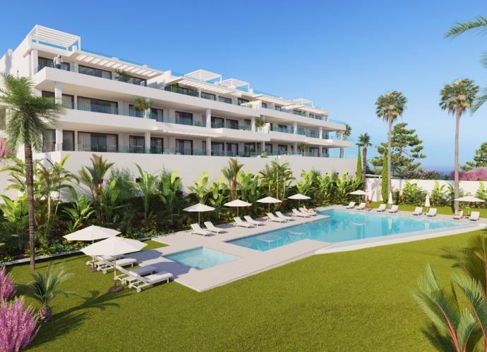 Apartamento Planta Baja en Estepona Apartamentos de nueva construcción  - 2
