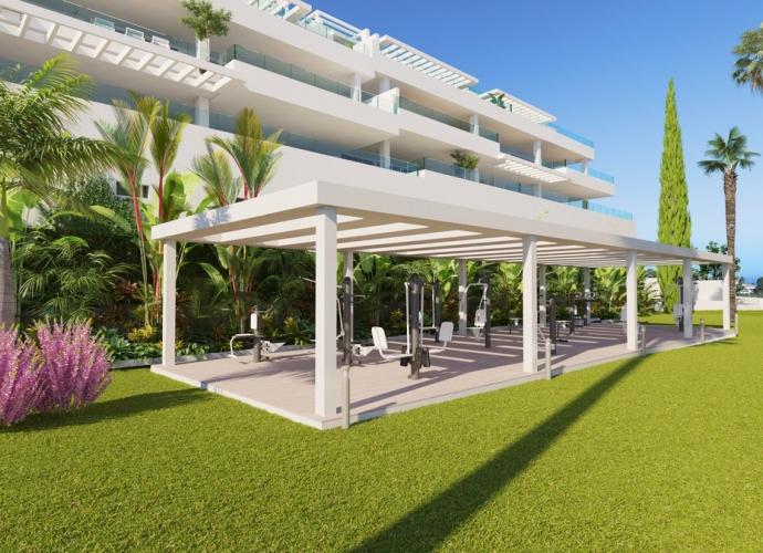 Apartamento Planta Baja en Estepona Apartamentos de nueva construcción  - 3
