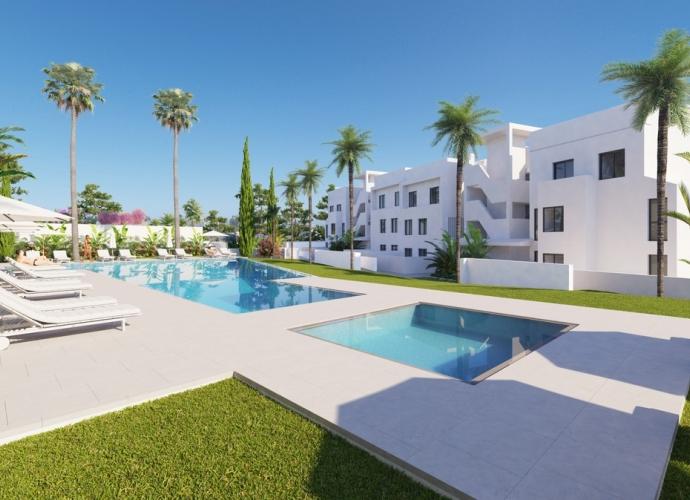 Apartamento Planta Baja en Estepona Apartamentos de nueva construcción  - 4