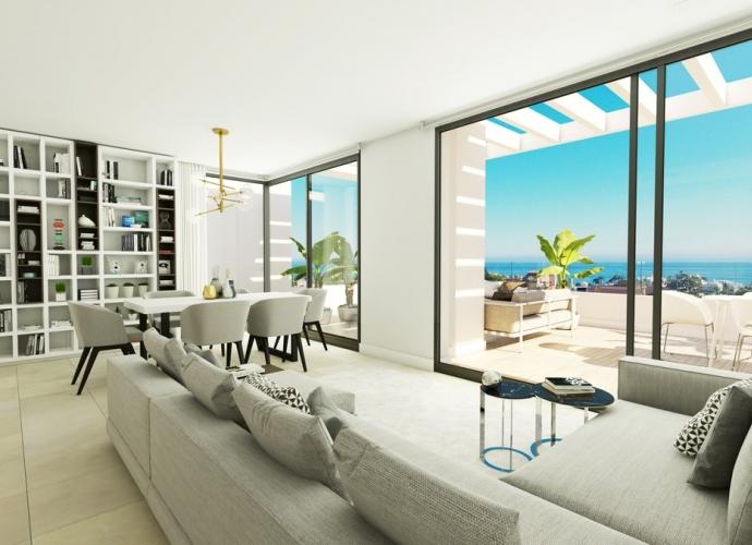 Apartamento Planta Baja en Estepona Apartamentos de nueva construcción  - 6