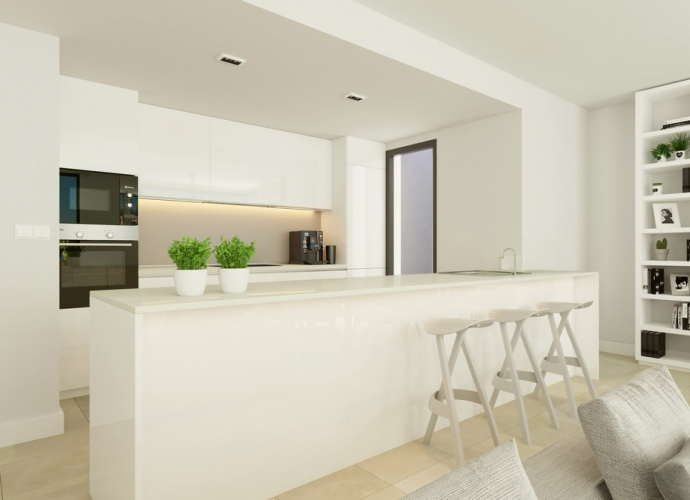 Apartamento Planta Baja en Estepona Apartamentos de nueva construcción  - 9